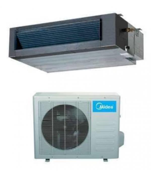 Midea-Kanálová klimatizácia R32