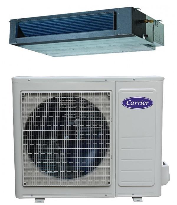 CARRIER-Kanálová klimatizácia